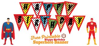 Free Printable Banners Free Printable Birthday Banner Ideas