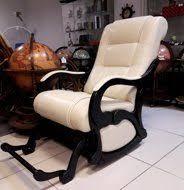<b>Кресло качалка маятник</b> Лексус 3 с подножкой купить в интернет ...