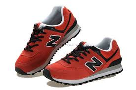 new balance shoes red and black. top mode new balance - 574 men shoes red-black [uk] store red and black