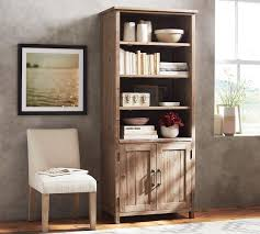 parker reclaimed wood bookcase