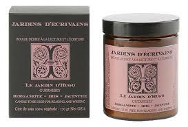 <b>Ароматическая свеча Le Jardin</b> D'Hugo Guernese Jardins d ...