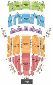 Keybank State Theatre Seating Chart Cleveland