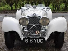 RM Sotheby's - 1937 Jaguar SS 100 2½ Litre Roadster