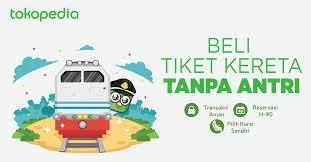 Image result for tiket kereta api
