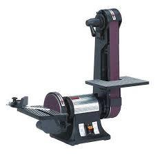 2x42 belt sander. belt/disc sander, 1/3 hp, 120v 2x42 belt sander -