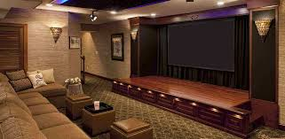 Home theater step lighting Extra Low Voltage Diy Home Theatre Pinterest Diy Home Theater Cadan Technologies