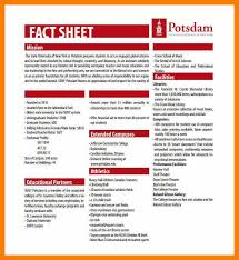 Fact Sheet Template Microsoft Word - Fast.lunchrock.co