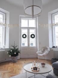 White Christmas Meine Weihnachtsdeko Im Wohnzimmer