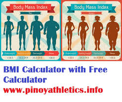 Ideal Body Weight Chart Filipino Bmi Calculator With Charts And Calculator Updated