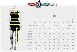 Volcom Womens Jacket Size Chart Volcom Structure Down Jacket