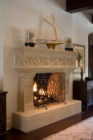 cast stone fireplace mantle radcliffe model fireplace with custom color and c stone finish