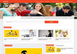 Templates For Education 30 Best Free Blogger Templates For Education Sites 2019