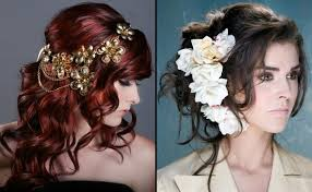 Hairstyles For Weddings 2015 Bun Hairstyles Accessories Hairstyles Pinterest Party