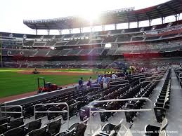 Suntrust Park View From Dugout Reserved 39 Vivid Seats