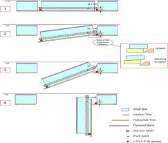 hidden door plans. concealed hinges for flush doors hidden door plans