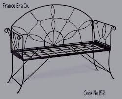 wrought iron furniture indoor. Modren Iron Indoor Wrought Iron Benches Cast Outdoors Furniture Wholesale Antique  French Furniture Reproductions Egyptian Style Egypt In Wrought Iron G