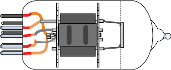 12ax7 comparison of current made tubes amplified parts drawing of t 12ax7eh