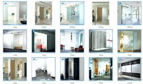 front sliding doors types of sliding doors double glass type aluminium sliding doors sandblasting front door