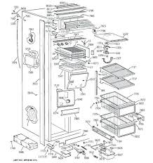 ge side by side refrigerator parts frid wiring diagram model ge side by side refrigerator parts side by side refrirator parts diverting side by refrirator parts ge side