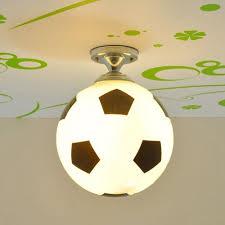 kids lighting ceiling. Kid\u0027 Bedroom Glass Football Ceiling Light Creative Soccer Children\u0027s Room Lighting Fixtures Playroom Balcony Corridor Dining Lamp Kids E