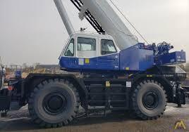2019 Tadano Gr 750xl 70 Ton Rough Terrain Crane For Sale