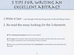 english extended essay abstract example extended essay abstract examples