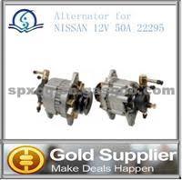 Brand New Alternator For NISSAN <b>12V 50A</b> 22295 <b>With High Quality</b> ...