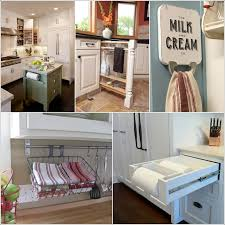 Kitchen Towel Storage Ideas Towel Holder Amazing Interior Design 15cleverkitchentowelstorageideasa 15 Clever Kitchen Towel Storage Ideas