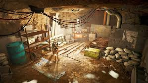 2 diy fallout shelter ideas