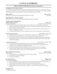 Financial Advisor Sample Resume With Sample Financial Advisor