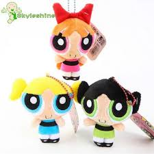 The powerpuff girls toys