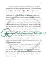 trifles and a jury of her peers essay example topics and well  trifles and a jury of her peers essay example
