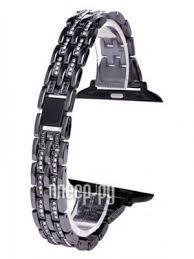 Купить <b>Ремешок Activ Metal</b> со стразами для Apple Watch 38 ...