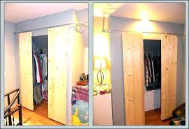 sliding barn closet doors s bypass for bedroom barnwood door hardware track system set sliding barn closet doors