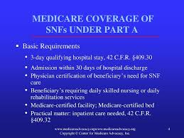 Medicare And Skilled Nursing Facilities Jimmo And Appeals Ppt