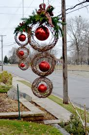... Extremely Metal Outdoor Christmas Decorations Marvelous The 25 Best Large  Ornaments Ideas On Pinterest ...