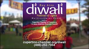 Diwali Lights Bay Area Bay Area Diwali Festival Of Lights 2017 Promo