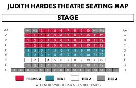 Phoenix Theater London Seating Chart Seating Maps The Phoenix Theatre Company
