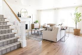 living room view with alta vista engineered wood floors