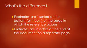 Formatting A Research Paper Ppt Video Online Download