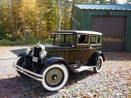 1928 Chevrolet National Four Door Sedan - Columbia Classic Cars ...