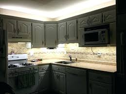 kitchen cabinet led lighting. Contemporary Lighting Under Cabinet Led Strip Lighting Inspirational  Kitchen Counter Light Lights  To I