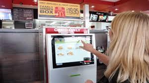 Vending Machine Restaurant Classy Why Restaurant Ordering Kiosks Won't Replace Employees Kiosk
