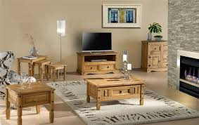 Mexican Pine Living Room Furniture Corona Small Mexican Pine Dining Table Amp 4 Chairs Solid Wood