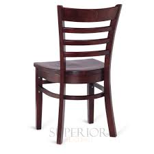 dark mahogany furniture. Dark Mahogany Wood Ladderback Commercial Chair With Solid Beechwood Seat Furniture N