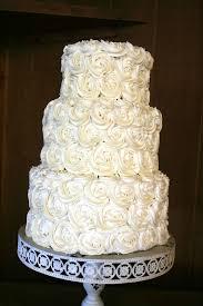 Simple White Wedding Cake Happy Cake Baker
