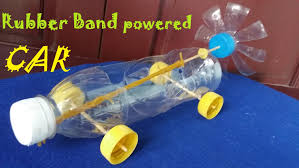 Gravity Powered Car Designs How To Make A Rubber Band Powered Car Air Car Rubber