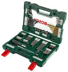 Набор <b>инструментов BOSCH</b> V-Line 91 (2.607.017.195) (91 предм ...