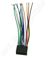 jvc car audio and video installation wire harness for jvc kw xr610 kwxr610 pay today ships today
