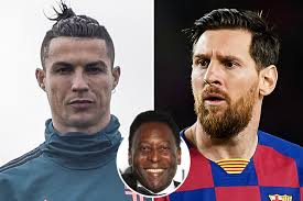 Pele named Lionel Messi as greatest ...